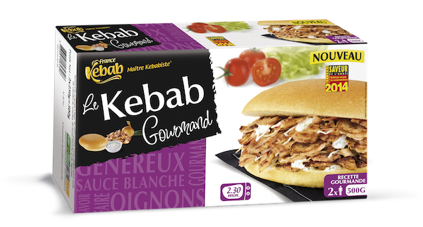 France Kebab Saint-Lo agroalimentaire usine normandie cession acquisition