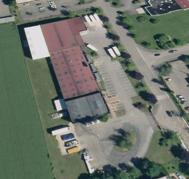 Usine agroalimentaire – Aube – Troyes, Auxerre, Sens, Dijon – 2 800 m²
