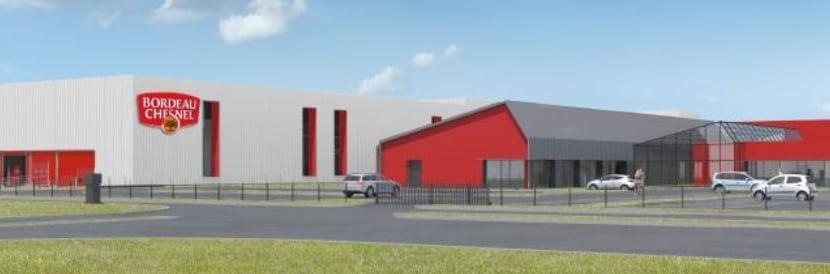 Bordeau-Chesnel usine agroalimentaire rillettes sarthe pays-de-loire