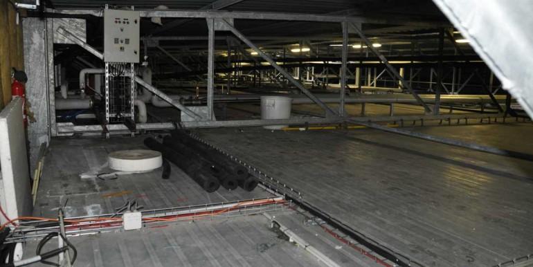 Plateforme logistique agroalimentaire usine Lyon Rhone