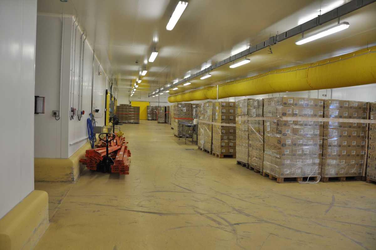 Entrepôt frigorifique / Usine Agroalimentaire positif 3 500 m² en zone industrielle: Lyon