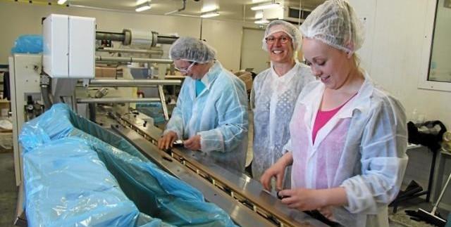 condiplus-investit-1-6-million-d-euros-brulon agroalimentaire logistique conditionnement sarthe entrepot frais