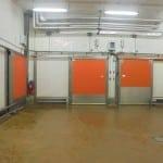 Entrepôt frigorifique usine agroalimentaire Bretagne Rennes