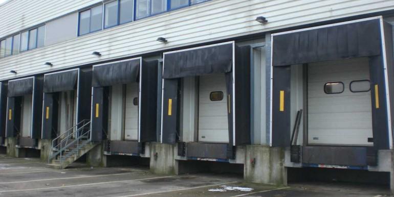 Plateforme logistique froid positif - Entrepôt agroalimentaire 2500 m2 Metz Nancy Reims Verdun
