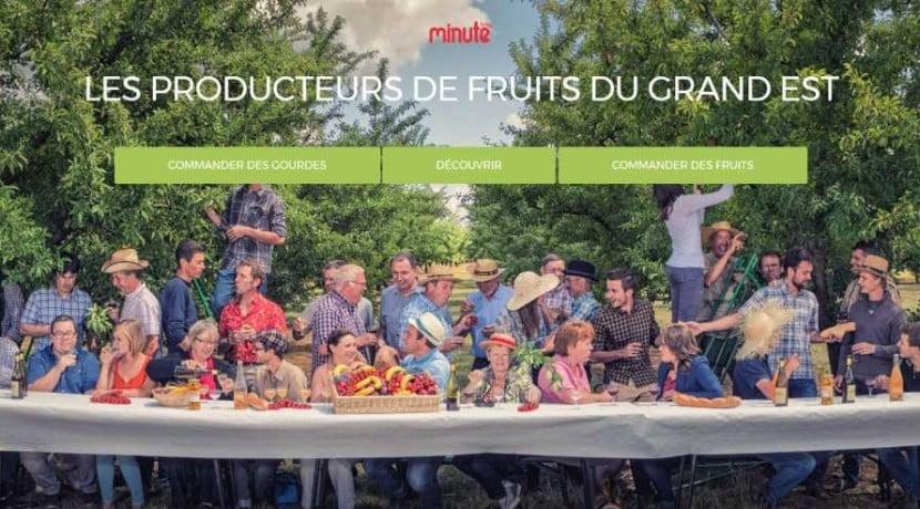 Minute fruitée Vegafruits usine agroalimentaire plateforme logistique sous temperature dirigée grand est agroalimentaire entrepot froid