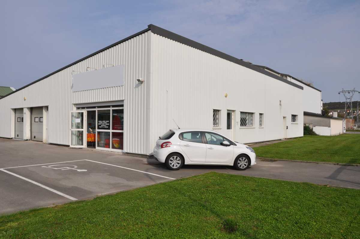 Atelier agroalimentaire  1 000 m² – Dieppe – Amiens
