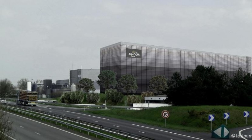 Groupe le Duff usine panification rennes agroalimentaire