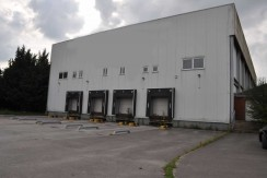 Entrepot plateforme logistique agroalimentaire froid négatif Boulogne sur Mer, Calais - Saint-Omer 1500 m2