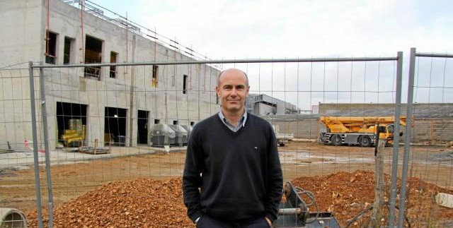 LDC sablé sarthe usine agroalimentaire investissement
