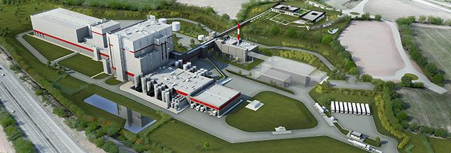 Carhaix usine agroalimentaire lait Synutra Finistère