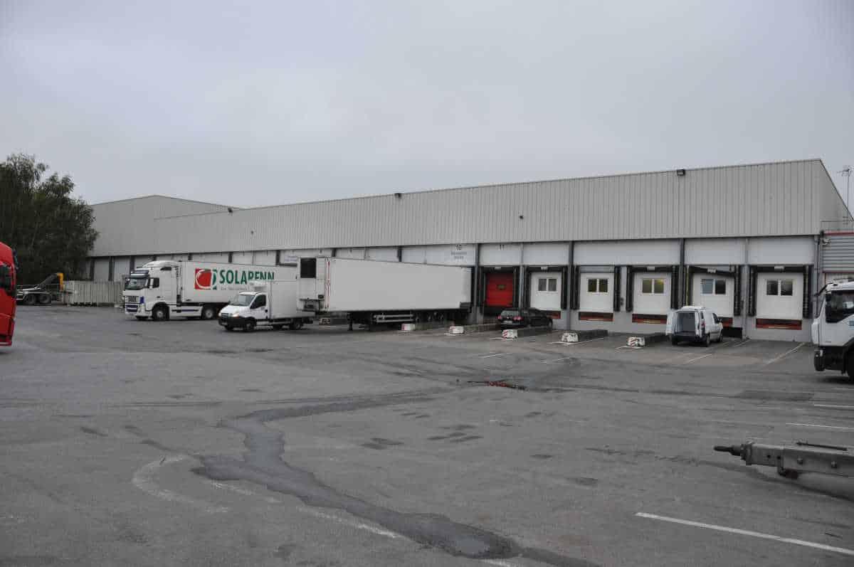 Entrepôt multi-températures 2 400 m² + Bureaux attenants – Rennes – Bretagne
