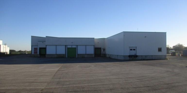 Usine agroalimentaire - froid négatif - froid positif - Bretagne - Morbihan - Pontivy - Loudéac - Ploërmel -  5000 m²