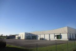 Usine agroalimentaire – froid négatif – froid positif – Bretagne – Morbihan – Pontivy – Loudéac – Ploërmel –  5000 m²