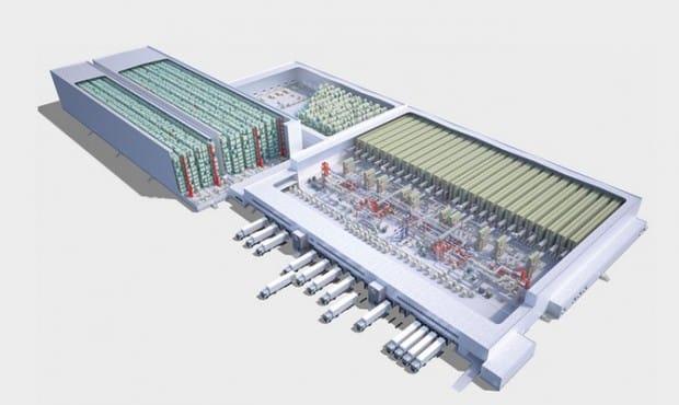 SCAPNOR Leclerc distribution agroalimentaire usine entrepôt logistique température dirigée