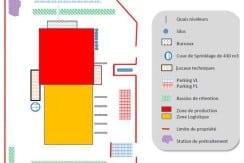 Usine agroalimentaire – Entrepôt négatif – Amiens – Saint-Quentin – Arras – Oise –  11 000 m²