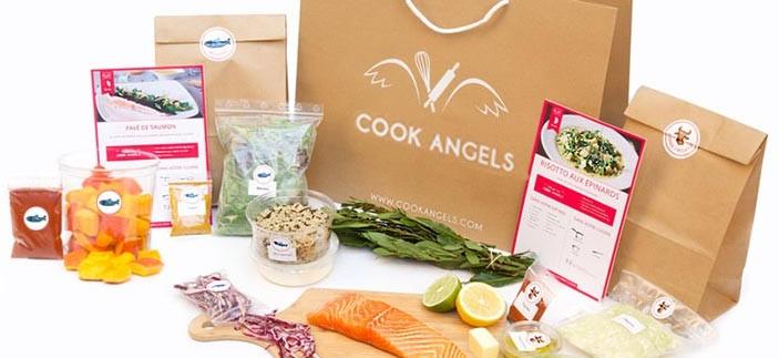 Cook Angels Norac agroalimentaire distribution usine plateforme logistique