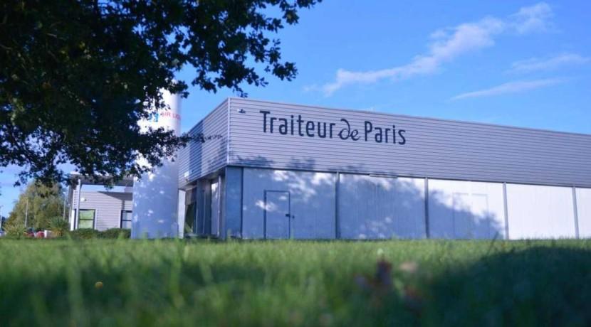 Traiteur de Paris usine Agroalimentaire investissement La Guerche de Bretagne