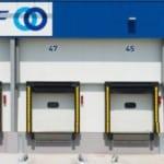 STEF Logistique agroalimentaire Vendée entrepôt plateforme