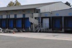 Entrepôt – Plateforme logistique froid positif – Le Mans – Sarthe –  3 500 m² divisibles