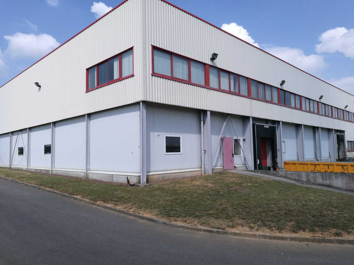 Usine agroalimentaire – Paris – Beauvais – Amiens – 3 000 m²