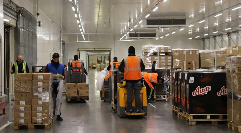 STG agroalimentaire transport entrepot logistique Bretagne Investissement fusion-acquisition