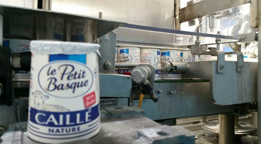 Petit Basque Groupe SILL usine agroalimentaire Gironde Investissement industrie