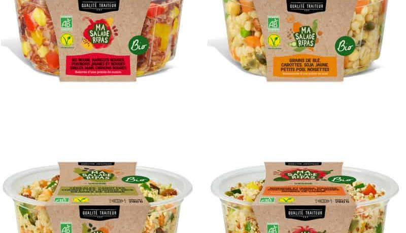 EURALIS salade traiteur usine agroalimentaire investissement Bretagne
