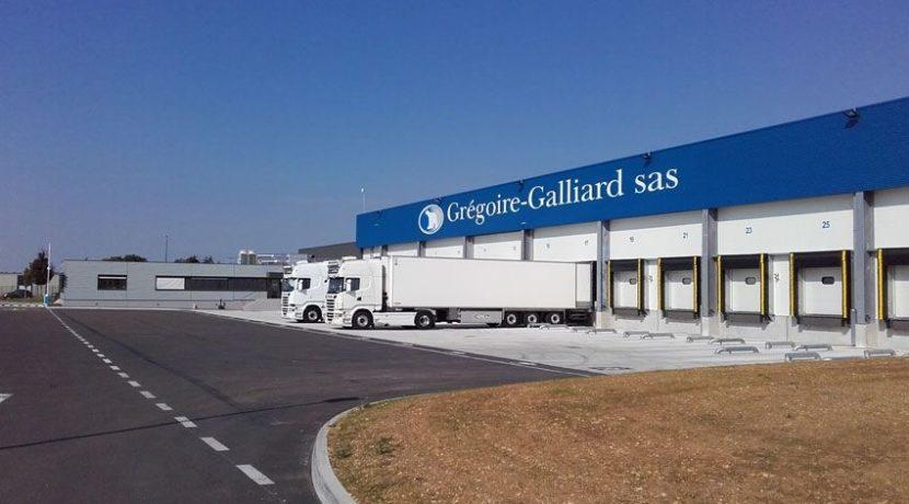 Transport frigorifique entrepot logistique frais surgelé investissement agroalimentaire