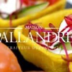 Valentin Traiteur Maison Pallandre SIPAREX agroalimentaire Rhone Investissement Fusion-Acquisition