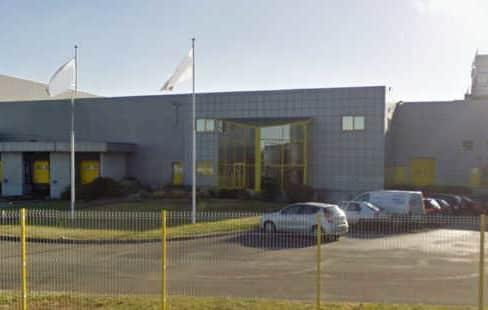 Usine agroalimentaire / Entrepôt froid négatif - Tours - Poitiers - Cholet - 9 200 m²