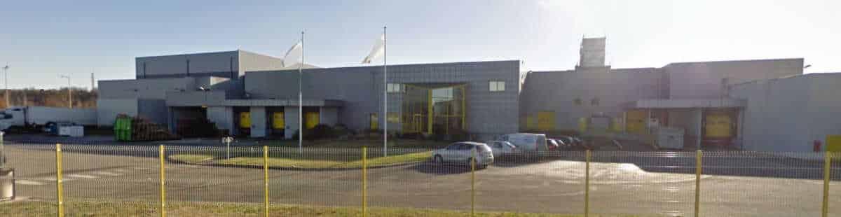 Usine agroalimentaire / Entrepôt froid négatif – Tours – Poitiers – Cholet – 9 200 m²