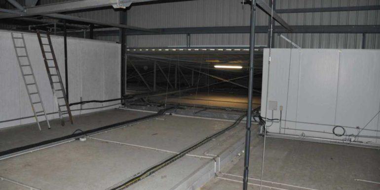 Entrepôt - Plateforme logistique froid négatif / positif - Chartres - Ablis - Ile-de-France -  5 000 m²