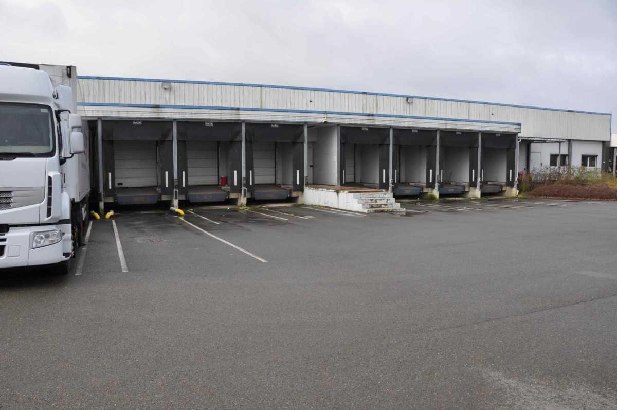 Entrepôt – Plateforme logistique froid négatif / positif – Chartres – Ablis – Ile-de-France –  5 000 m²