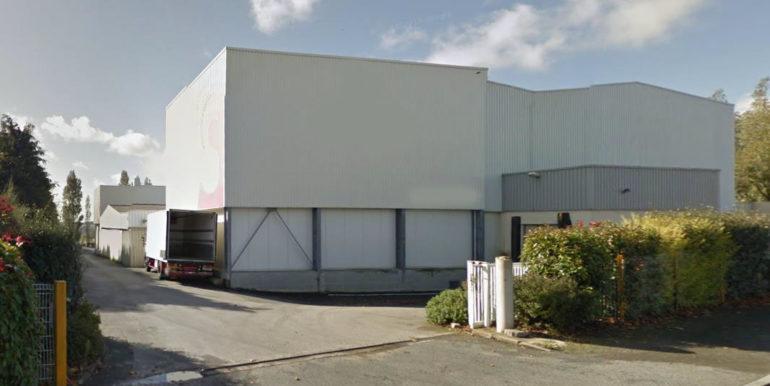 Atelier agroalimentaire - Entrepôt froid négatif / positif - Saint-Brieuc - Cotes-d'Armor - Bretagne - 1 750 m²