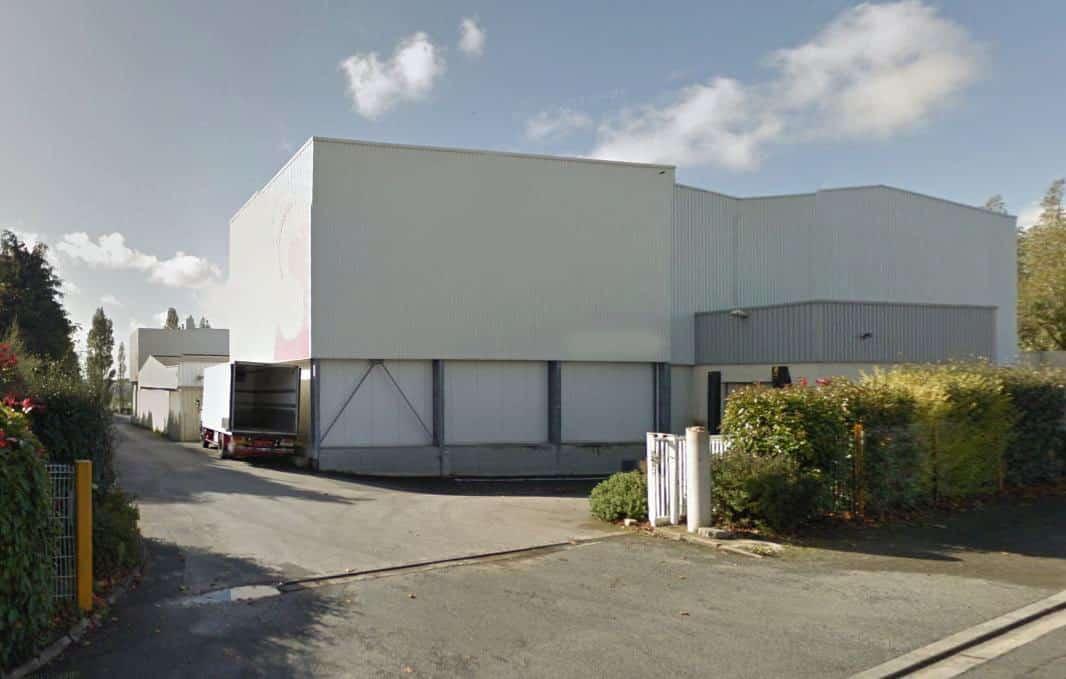 Atelier agroalimentaire – Entrepôt froid négatif / positif – Saint-Brieuc – Cotes-d'Armor – Bretagne – 1 750 m²