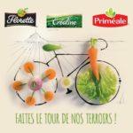 Florette Créaline Agrial investissement usine agroalimentaire Manche