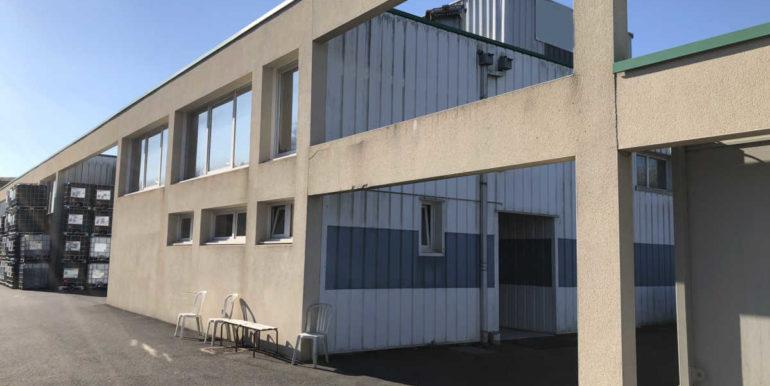 Usine agroalimentaire - Saint-Brieuc - Côtes d'Armor - Bretagne - 1 600 m²