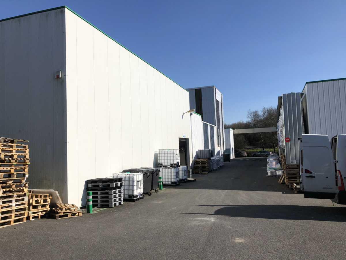 Usine agroalimentaire – Saint-Brieuc – Côtes d'Armor – Bretagne – 1 600 m²
