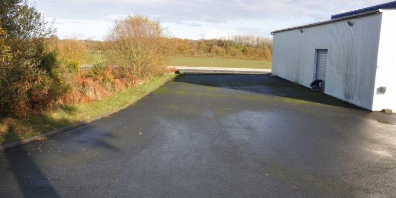 Atelier agroalimentaire  - Saint-Brieuc - Côtes d'Armor  -  Bretagne - 600 m²