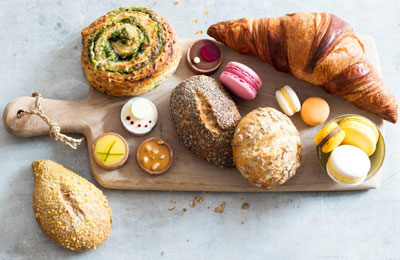 DELIFRANCE Usine agroalimentaire investissement viennoiserie