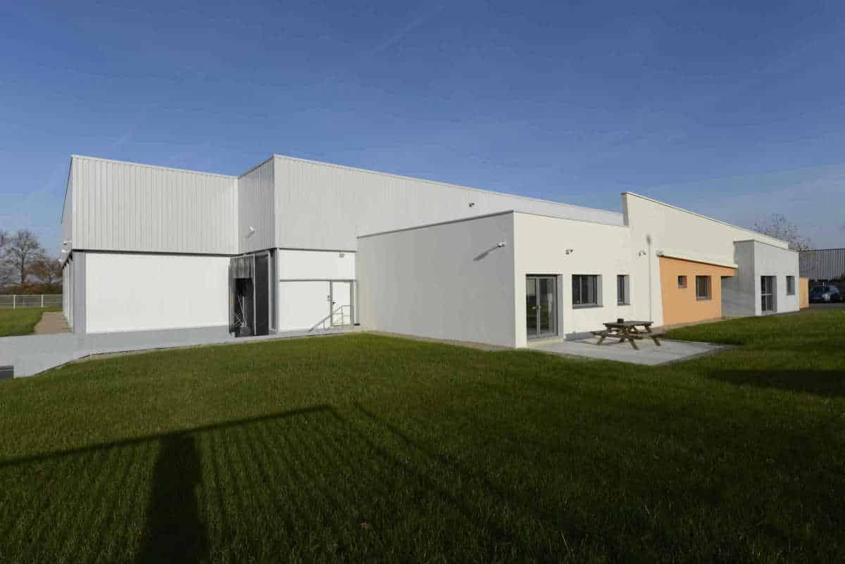 Usine agroalimentaire – Nantes – Saint-Nazaire – Vannes – 1 500 m²