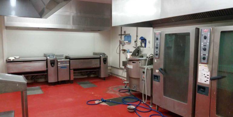Usine agroalimentaire - Plats Cuisinés - Cuisne centrale - PARIS Ouest - Chartres - Évreux - 2 500 m²