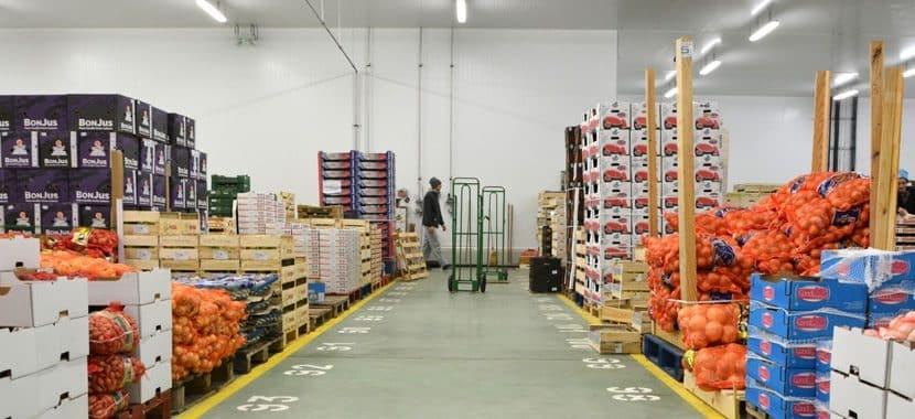 Aux Halles Tourangelles Le Saint Distributeur fruits et Légumes agroalimentaire investissement logistique Fusions-Acquisitions