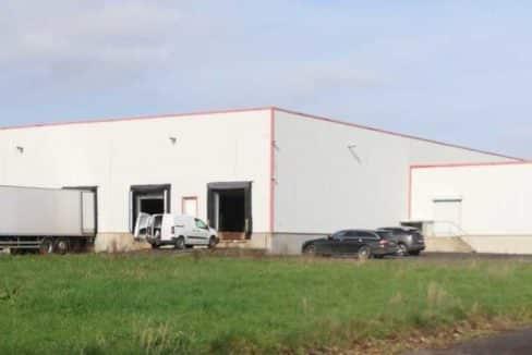 Usine agroalimentaire - Josselin - Loudéac - Bretagne - 1 450 m²