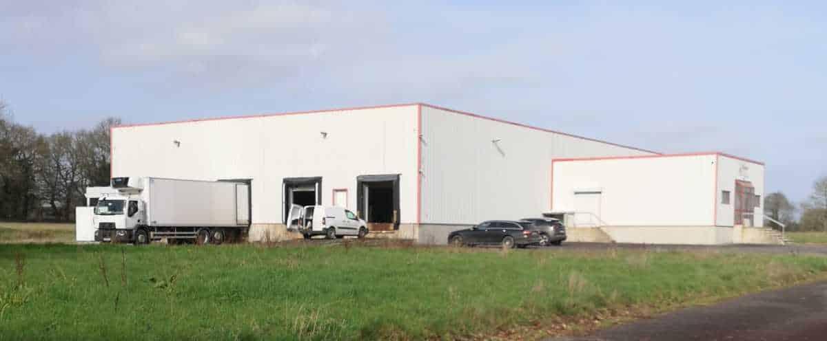 Usine agroalimentaire – Josselin – Loudéac – Bretagne – 1 450 m²