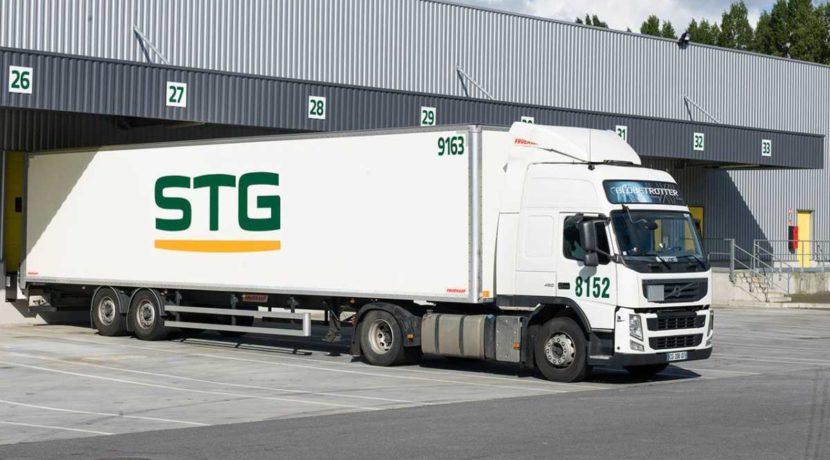 Transport Logistique Plateforme Agroalimentaire Bretagne Entrepot Température Dirigée