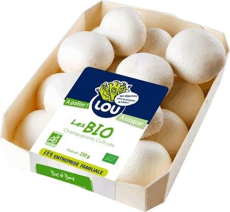 Lou Legumes agroalimentaire investissement Bretagne usine