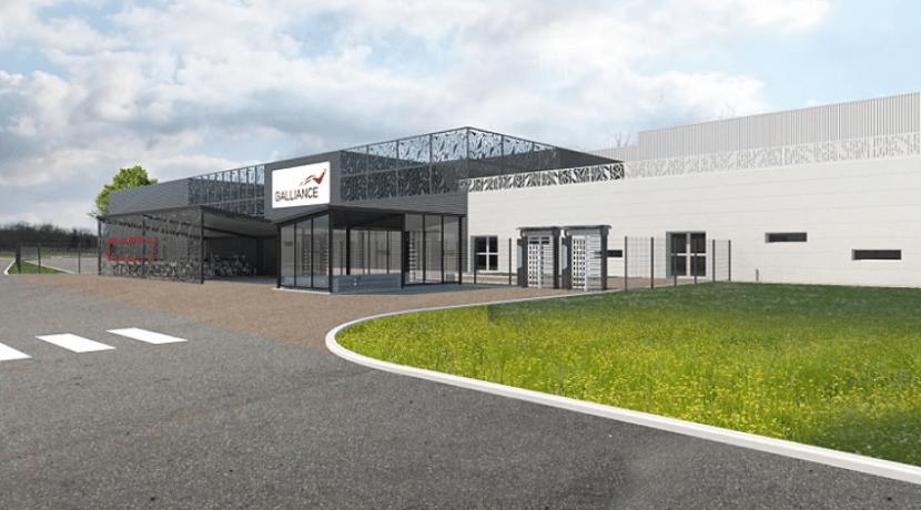 Galliance Abattoir Volaille usine agroalimentaire Loire-Atlantique