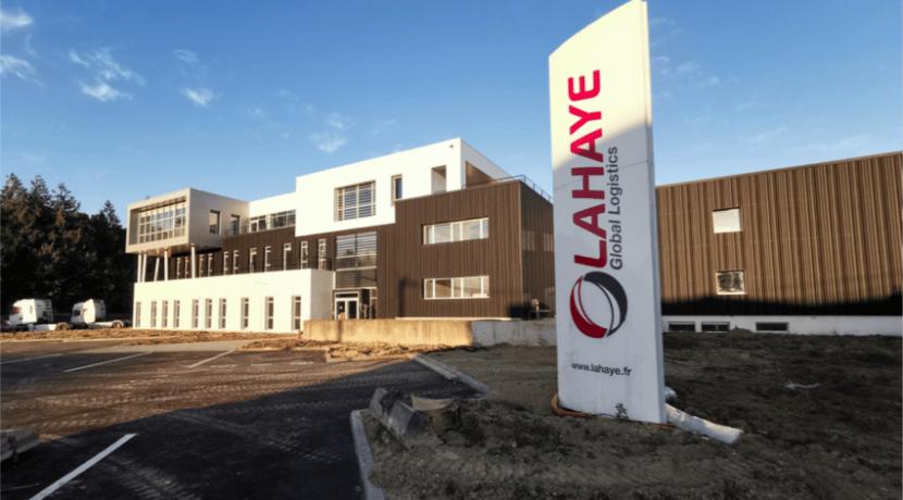 Groupe LAHAYE LOGISTICCS investissement agroalimentaire plateforme logistique température dirigée