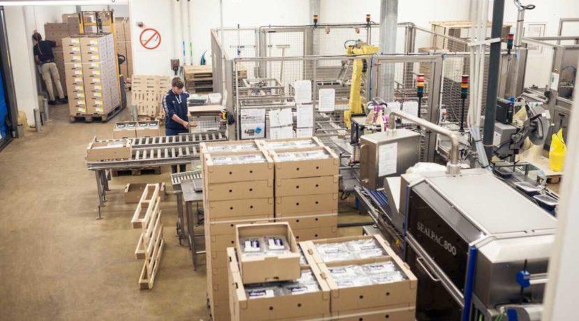 Mytilimer usine agroalimentaire Bretagne produits de la mer investissement